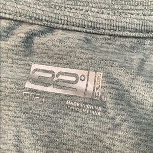 Shirts - 2x 32 Degrees Cool Gray Green Large